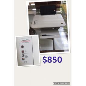 Impresora, Escaner Y Copiadora Hp