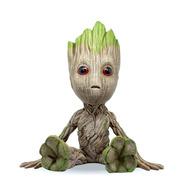 Baby Groot Sentado Figura Impresa En 3d Excelente Calidad