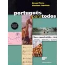 Livro Português Para Todos 8ª Serie Ed: Scipione