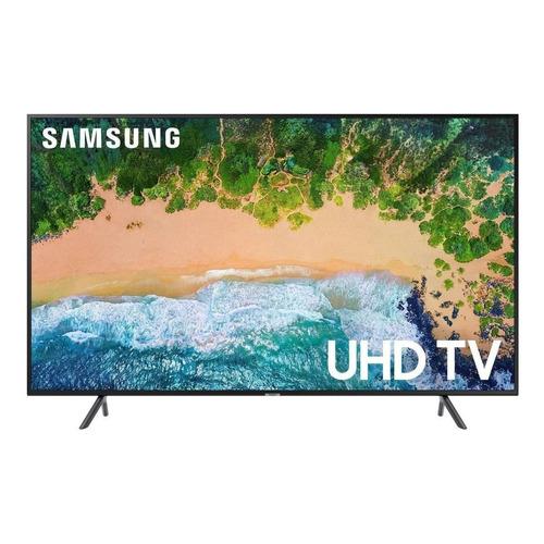 """Smart TV Samsung Series 7 UN43NU7100FXZX LED 4K 43"""" 110V - 127V"""