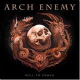 Cd Arch Enemy Will To Power C/ Bônus - Lançamento 2017!!!