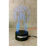 Lampara 3d Robotech (exclusive)