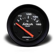 Termometro Água Com Sensor Temperatura, Eletrico 52mm Str Pt