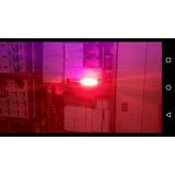 Estrobo 12 Leds Con Switch Flash Codigos Patrulla Leds