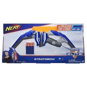 Brinquedo Hasbro Lancador Nerf Stratobow B5574