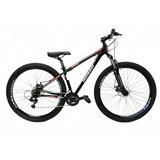 Bicicleta 29 Mosso Odyssey Shimano 21v Pto/vmo (quadro 19)