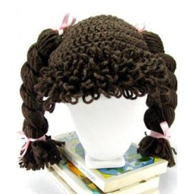 Gorrito Tejito A Crochet Tipo Cabagge Pach