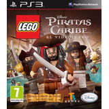 Lego Piratas Del Caribe Digital Playstation 3