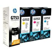 Combo Tinta Hp Gt53 + Gt52 Colores Original Gt5820 315 410