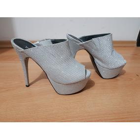 Zapatos Plata Michel Domit