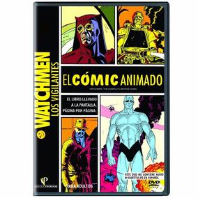 Watchmen El Comic Animado Dvd