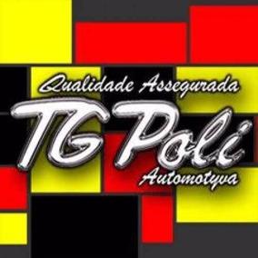 Calha / Defletor Chuva Fiesta Hatch / Sedan 02/14 4p Tgpoli