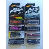 Fast & Furious 2016 Serie Completa 8 Autos Hotwwheels