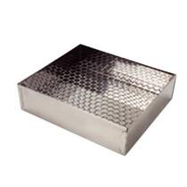 Escorredor Pastel / Batata Inox 30 X 30