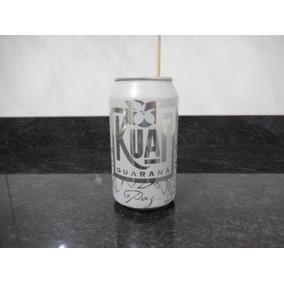 Lata Antiga Refrigerante Guaraná Kuat Paz 350ml Lacrada