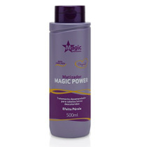 Magic Color Platinum Blond Power Mascara Matizadora 500ml