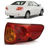 Lanterna Corolla Lado Direito Ano 2008 2009 2010 2011