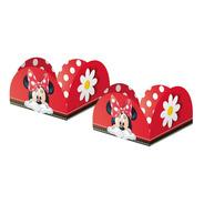 Minnie Vermelha Porta Forminha Festa Aniversario