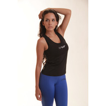 Musculosa Mujer Sport Dry Silver Protect Profesional