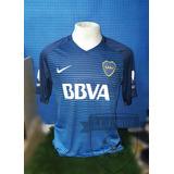 Tercera Camiseta Boca Juniors 2016 2017 Alternativa Nike