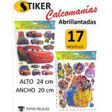 Stikers Calcomanias Infantil. Cotillon