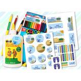 Etiquetas Escolares Stickers Personalizadas Colegios Utiles