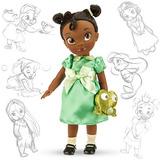Princesas Tiana Animator Disney Store La Princes Y El Sapo