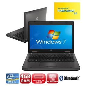 Notebook Probook Hp I7 - 4gb Drr3 - Hd 500gb