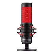Microfono Hyperx Quadcast Condensador Streaming Gaming Usb