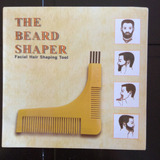 Peine Delineador De Barba The Beard Shaper Modelo 2018