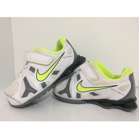 c1c8704063d Tênis Infantil Nike Shox Turbo 13 - Original - Ótimo Estado
