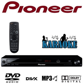 Karaoke Pioneer Original Dvd Cd Mp3 Usb Com 500 Músicas