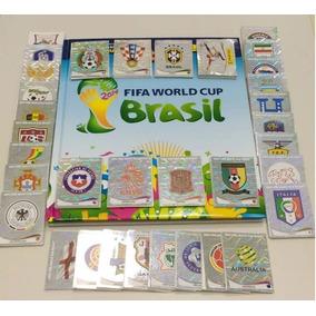 Figurinhas Copa 2014 - Copa Do Mundo 2014 2018 2010 2006