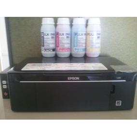 Impresora Multifuncional Epson L200 Con Tintas Adicionales