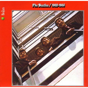 The Beatles 1962-1966 - 2 Cds Rock