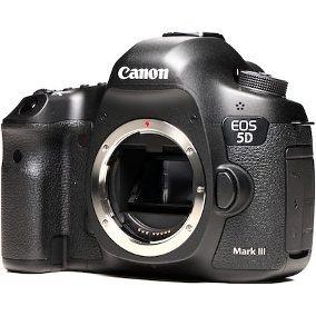 Canon 5d Mark 3 Semi Nova