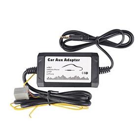 Car Stereo Aux Adaptador Interfaz Auxiliar De Entrada Mp3 P