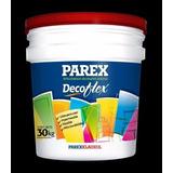 Parex Decoflex Revear Revestimiento Acrilico Rulato T.
