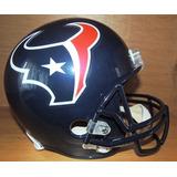 Casco Americano Ridell Firmado Matt Schaub Texanos Houston