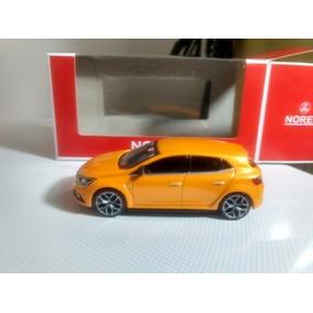 Renault Megane Rs 2017 Lançamento Norev Escala 1 64 a11decb58fd92