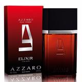 Perfume Azzaro Pour Homme Elixir Masculino Edt 50ml