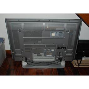Televisor Panasonic Viera Plasma 42 Pulgadas Para Repuestos.