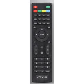 Control Remoto Tv Lcd Led Atvio