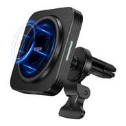 Carregador Veicular Turbo Magnético (magsafe) Esr- iPhone 12