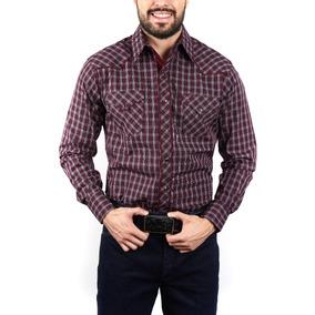 Camisa Caballero Rodeo Carte Vino 27301161