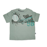 Camiseta Bebe Bola Beisebol Trick Nick [tm M] (1000370)