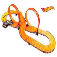 Autorama Hot Wheels Track Set 6,32 M Pista Deluxe Multikids