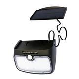 Lámpara Solar Led Con Sensor De Movimiento P/exterior Mfyh48