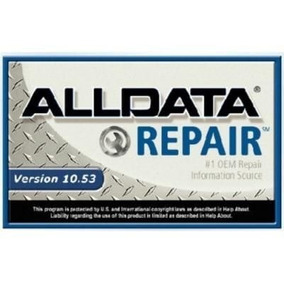 Alldata Programa Reparacion Automotriz Link All Data 2014