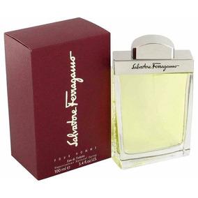 Perfume Salvatore Ferragamo Pour Homme Masculino 100ml Edt